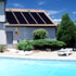 SOLAR INDUSTRIES SOLAR POOL HEATING SYSTEM (20' Round Pool)