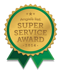 Solar Living Awarded Angies List Super Service Award For 2014