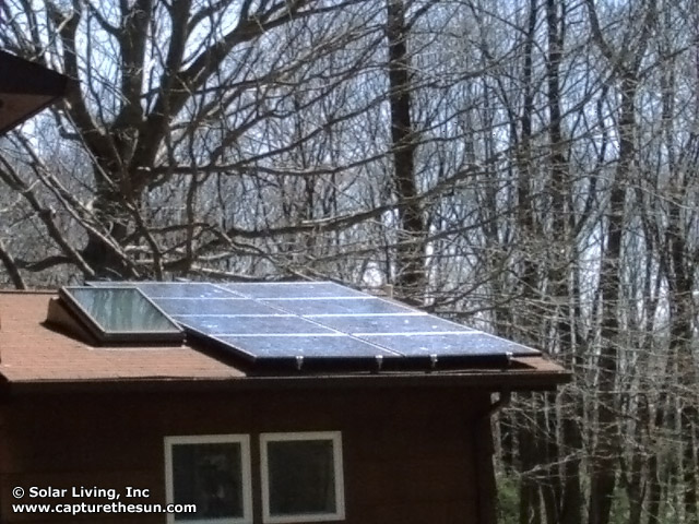 Budd Lake, NJ Solar Electric (PV) System