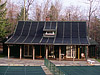 Haines Falls, NY Solar Pool Heating System