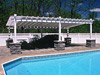 Chester, NJ Pergola Installation Solar Pool Heating System