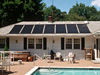 Denville, NJ Solar Pool Heating System