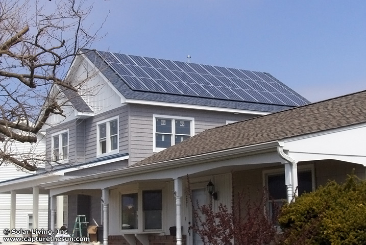 North Wildwood, NJ Solar Electric (PV) System