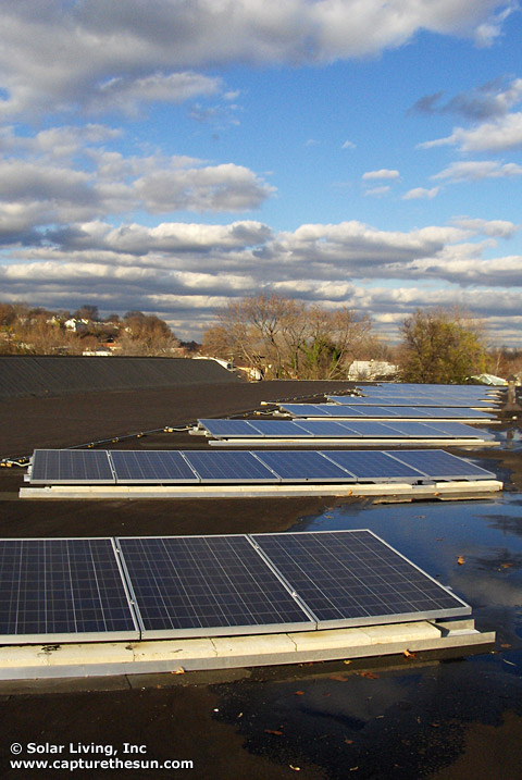 Woodridge, NJ Solar Electric (PV) System